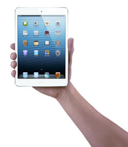 Apple unveils iPad mini, new generation of iPad