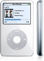 Uusi iPod tukemaan langatonta kommunikointia?