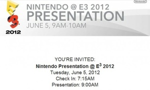 Spike TV to live stream the upcoming Nintendo press conference