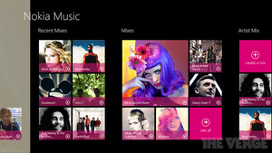 Nokia unveils Music app for Windows 8 and RT