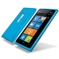 Assaulting a Nokia Lumia 900 with a hammer and nails