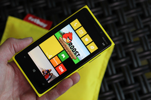 Nokian Lumia 920 -lippulaivamalli julki