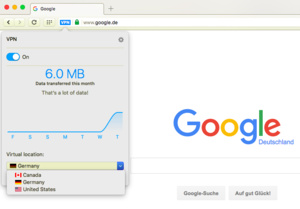 Opera adds free built-in VPN to browser