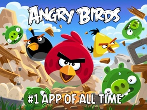 Original 'Angry Birds' now free for iOS