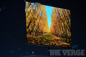 CES: Samsung unveils 55-inch Super OLED TV with voice control