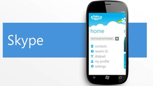 Skype app for Windows Phone coming soon
