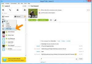 Windows Messenger users' migration to Skype to start in April