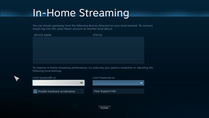 Steam opens up beta for 'In-Home Streaming' service