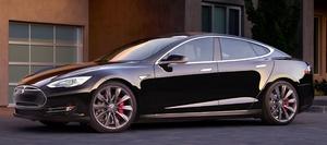 N�in nopea on Teslan uusi huippumalli
