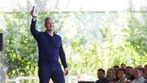 Applen toimitusjohtaja kiist�� verokikkailut