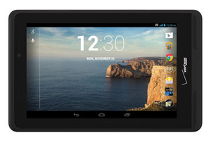 Verizon begins selling its own branded 7-inch tablet