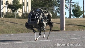 Google gets even deeper into the robot business with acquisition of Boston Dynamics