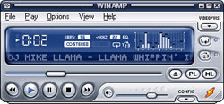 New WinAmp update brings online music stores