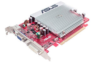 Asus Radeon HD 2400 Pro (256MB / PCIe)
