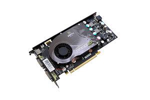 XFX GeForce 8800GT XXX (512MB / PCIe)