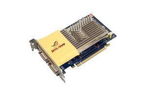 Asus EN8600GT Silent HTDP (256MB / PCIe)