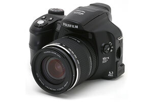 Fujifilm FinePix S6500fd Zoom