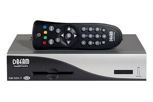 Dream-Multimedia Dreambox DM500 T