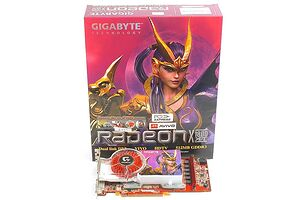 Gigabyte Radeon X1800 XT