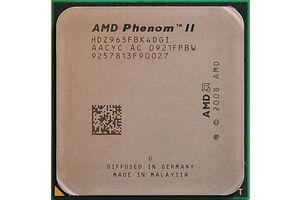 AMD Phenom II X4 965 Black Edition