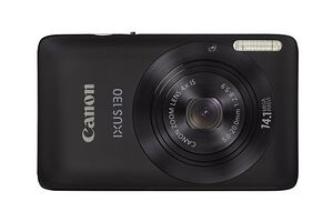 Canon Digital IXUS 130 IS
