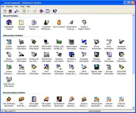 SiSoftware Sandra Lite 2020 B30.90 R13 full