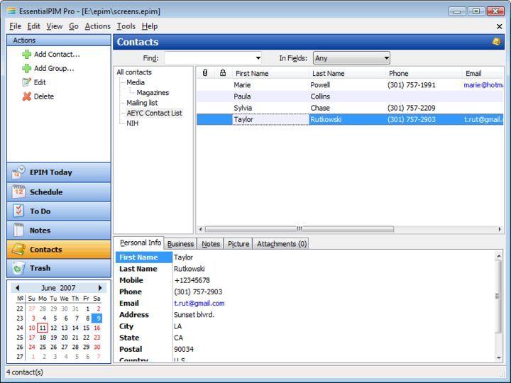 essentialpim pro 5 0 keygen software